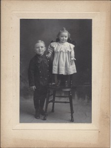 Clayton J. Hubbell and Etta Hubbell